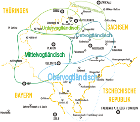 Vogtländisch