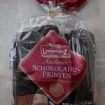 Aachener Schokoladen-Printen