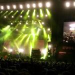 die Ärzte, Rocknheim, Festival, Konzert