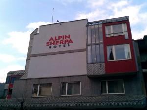 4 Sterne Hotel Alpin Sherpa in Meiringen-Hasliberg