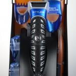 Aufbewahrungsbox des Gillette Rasierers
