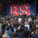 Beatsteaks-Konzert bei Rock im Park 2011
