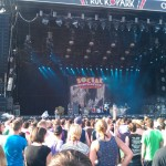Bild vom Social Distortion Konzert