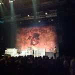 Black Stone Cherry bei RIP
