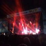 Blink 182 live auf dem highfield Festival 2010