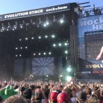 Bonaparte, Rocknheim-Festival 2013, Konzert, live