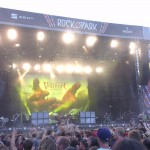 Bullet for my Valentine bei Rock im Park 2013