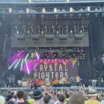 Crystal Fighters bei Rock im Park 2014