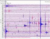 Erdbeben / Schwarmbeben im Vogtland vom 01.01.2013