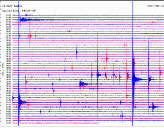 Erdbeben / Schwarmbeben im Vogtland