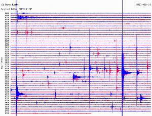 Erdbeben im Vogtland vom 24.08.2011