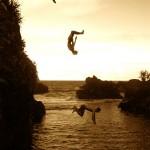 Erlebnisgeschenk - Cliff Diving
