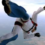 Erlebnisgeschenk Fallschirmsprung
