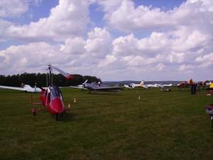 Flugplatzfest Auerbach 2007