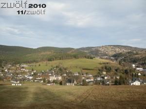 Foto von Klingenthal im November 2010