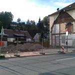 Grüner Baum 2011 abgerissen