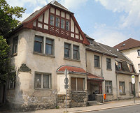 Gaststätte zum Grünen Baum in Klingenthal