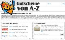 gutscheine-von-a-z.de