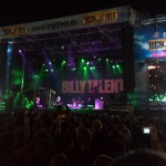 Highfield 2010 - Bilder von Billy Talent