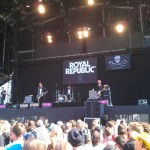 Highfield 2011 - Royal Republic live