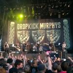 irischer Folks-Punk von den Dropkick Murphys