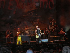In Extremo bei Rock im Park 2011