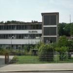 Injecta Klingenthal vor Abriss