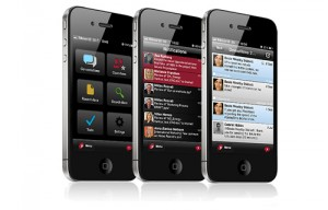 iPhone App Projectplace