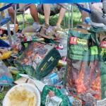 kleiner Müllhaufen