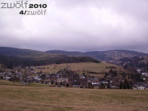 Klingenthal im April 2010