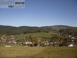 Klingenthaler Berge - Vogtland-Oktober 2010