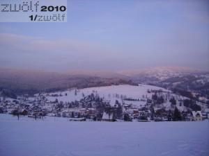 Klingenthal - Januar 2010