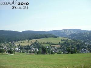 Klingenthal - Mittelberg im Juli 2010