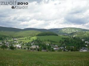 Klingenthal im Vogtland - Juni 2010