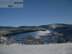 Winter in Klingenthal 2010