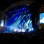 The Kooks beim Highfield-Konzert