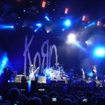 Korn 2011 live bei Rock im Park