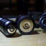 Ladeteil der LED Lenser P5R