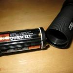 LED LENSER P7-2 Batteriefach
