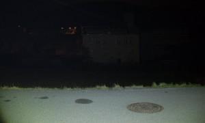 LED LENSER M7R X - Lichtkegel