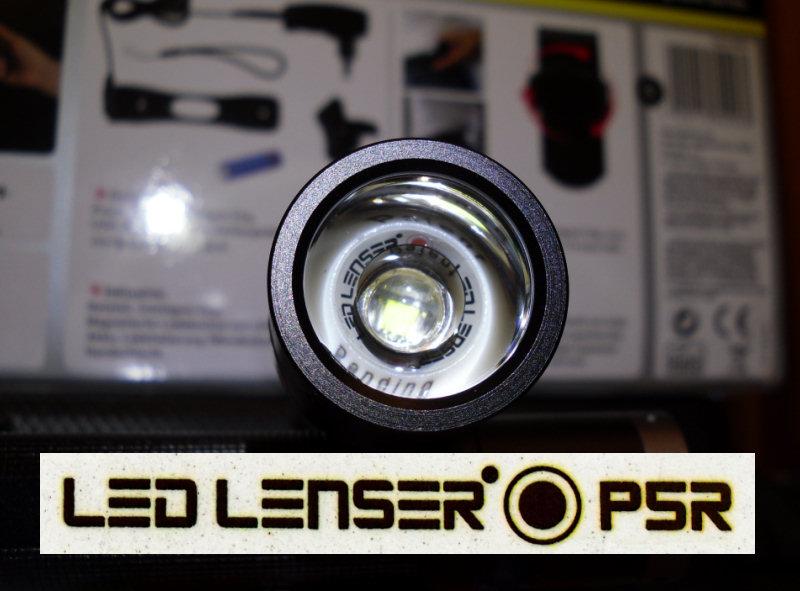 led lenser p5r taschenlampen test. Black Bedroom Furniture Sets. Home Design Ideas