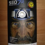 LED LENSER SEO 7R Lieferumfang