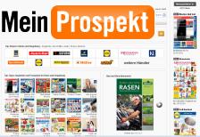Prospekte App von MeinProspekt