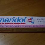 meridol Zahnpasta aus dem Produkttest