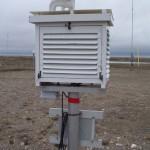 Messstation für Luft und Wetter