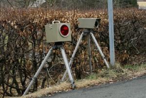 mobiler Blitzer im Vogtland