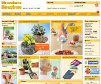 moderne Hausfrau Onlineshop