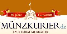 Logo Münzkurier