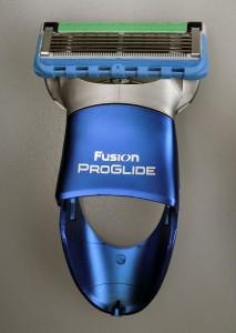 Nassrasiereraufsatz des Gillette Fusion Proglide Styler