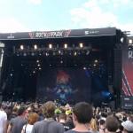 Papa Roach bei Rock im Park 2013